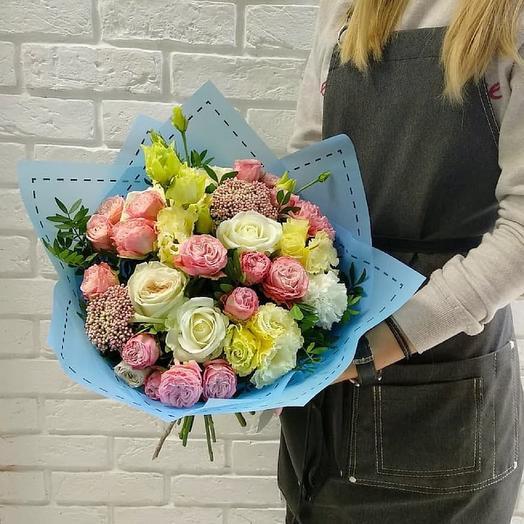 """Букет """" Небо"""": букеты цветов на заказ Flowwow"""