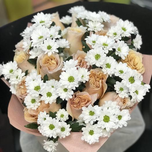 Нежность прованса: букеты цветов на заказ Flowwow