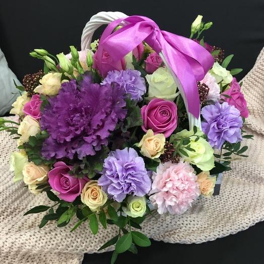 Подарочная: букеты цветов на заказ Flowwow