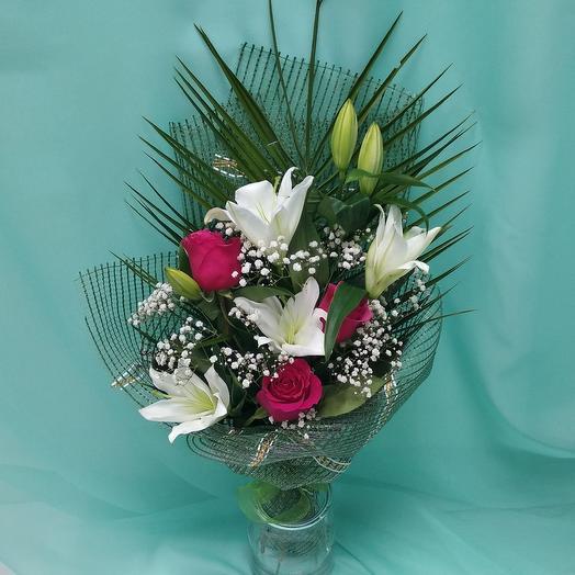 Фая: букеты цветов на заказ Flowwow