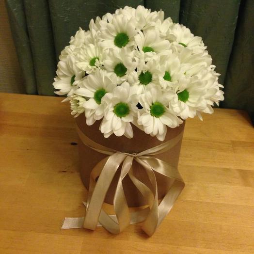 Ромашковое  утро: букеты цветов на заказ Flowwow