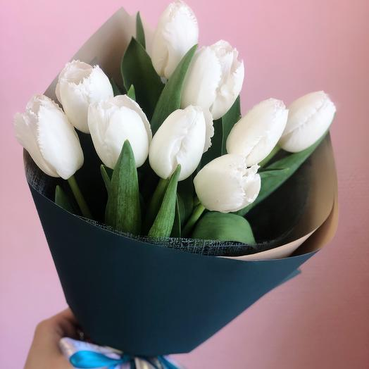 Букет 62: букеты цветов на заказ Flowwow