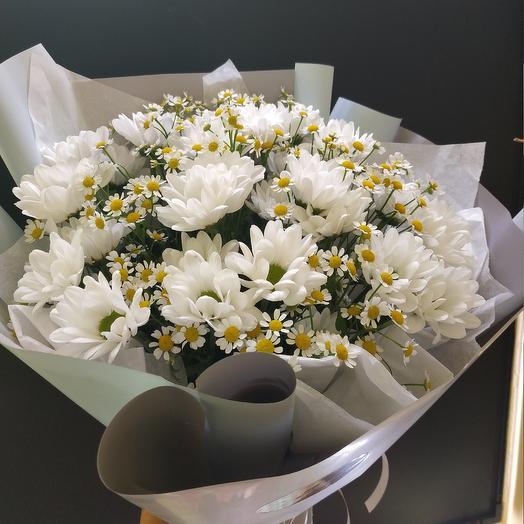 Робкий поцелуй: букеты цветов на заказ Flowwow