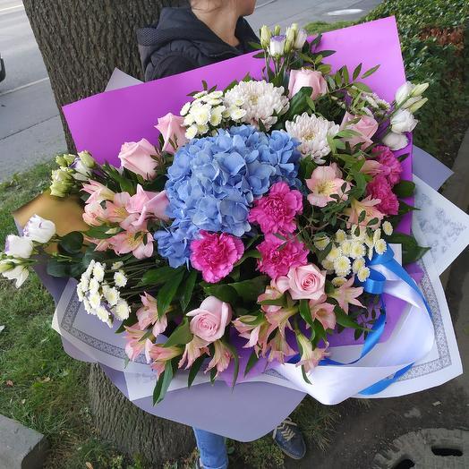 """Букет """"Особенный день"""": букеты цветов на заказ Flowwow"""