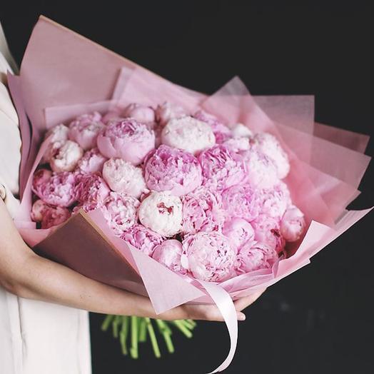 """Букет """"Сара Бернард"""" Large: букеты цветов на заказ Flowwow"""