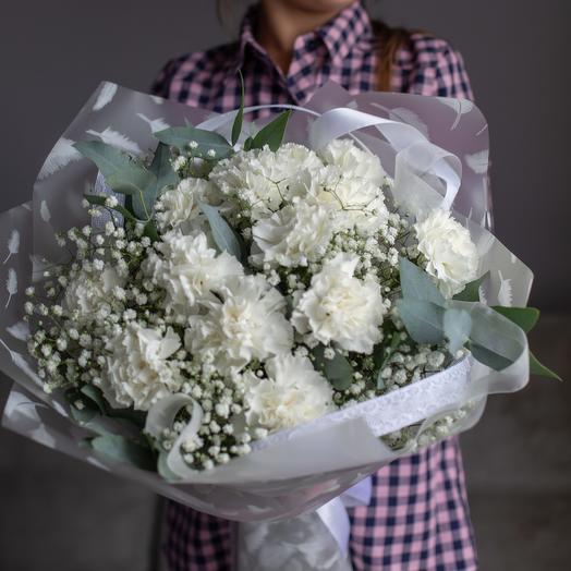 Витать в облаках: букеты цветов на заказ Flowwow