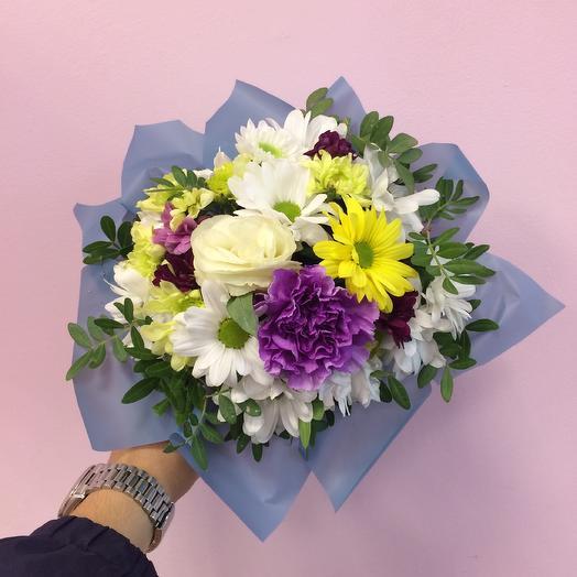 Композиция «Эстетик»: букеты цветов на заказ Flowwow