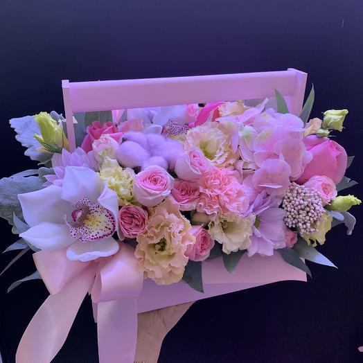 На счастье: букеты цветов на заказ Flowwow