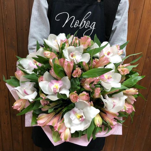 Для мамы 14: букеты цветов на заказ Flowwow