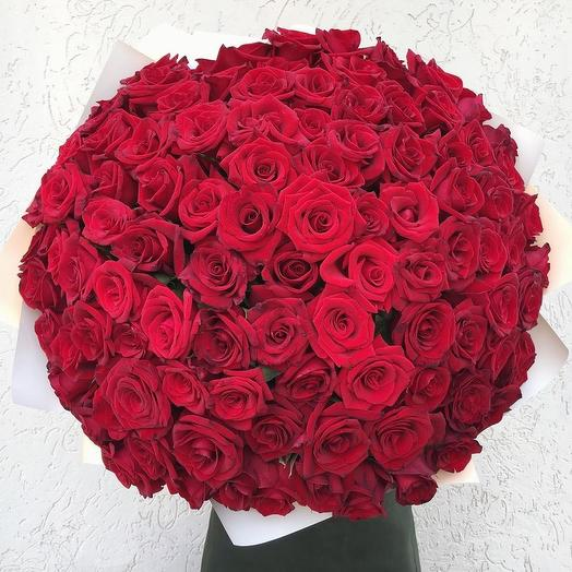 Монобукет из Розы
