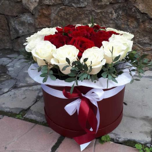 Танец роз: букеты цветов на заказ Flowwow