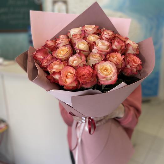 Грация ️: букеты цветов на заказ Flowwow