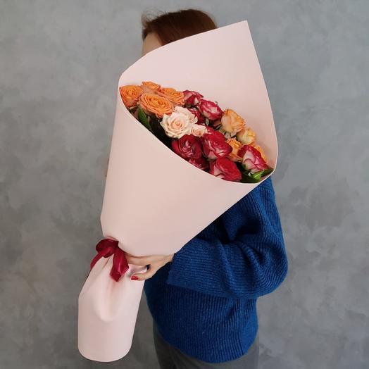8 марта 12: букеты цветов на заказ Flowwow
