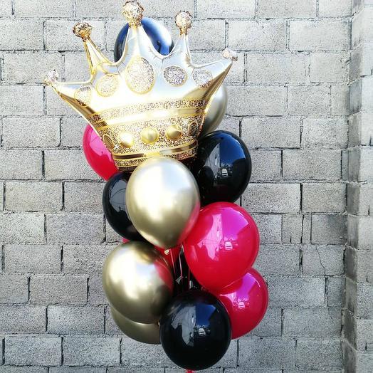 Сет шаров Корона