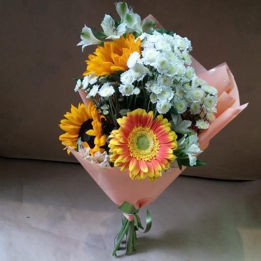 Букет «Созвездие любви»: букеты цветов на заказ Flowwow
