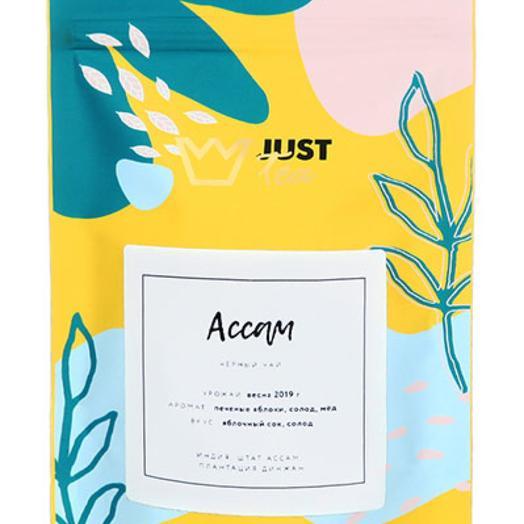 """Черный чай """"Ассам"""" 50гр: букеты цветов на заказ Flowwow"""