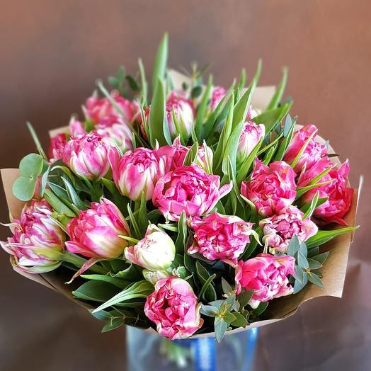 Тюльпан на выгуле: букеты цветов на заказ Flowwow