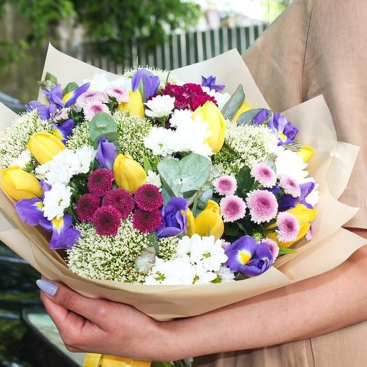 Spring day: букеты цветов на заказ Flowwow