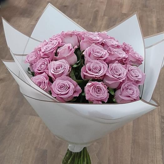 21 роза МАРИТИМ 50см