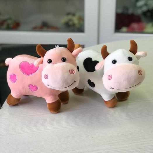 Милая коровка