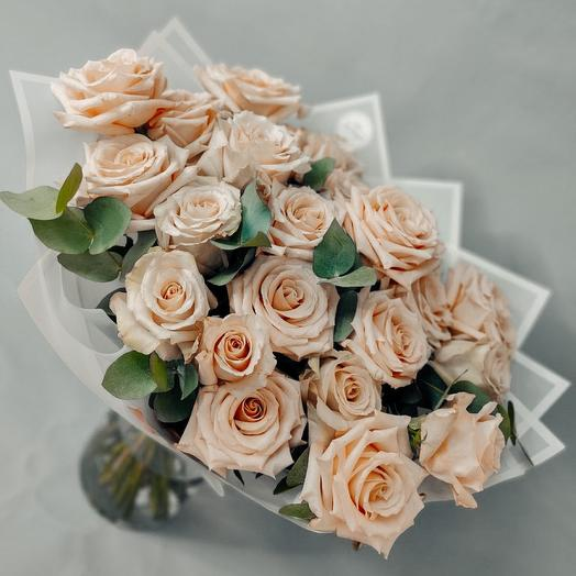 Фарфоровая Винтажная Роза