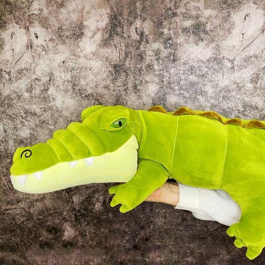 Крокодил милашка
