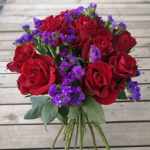 БАБОЧКИ В ЖИВОТЕ: букеты цветов на заказ Flowwow