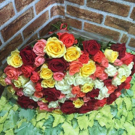 Бренд: букеты цветов на заказ Flowwow