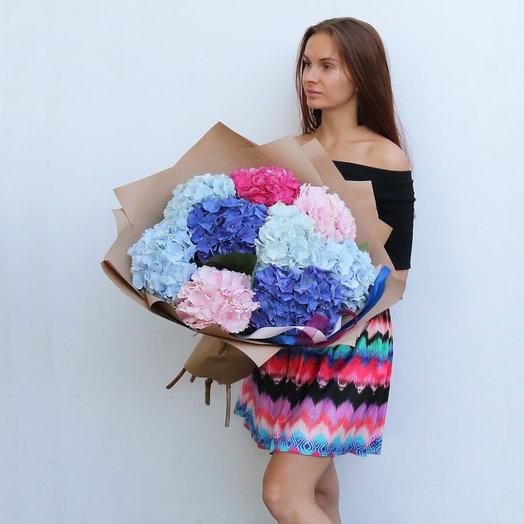 Волшебные волны: букеты цветов на заказ Flowwow