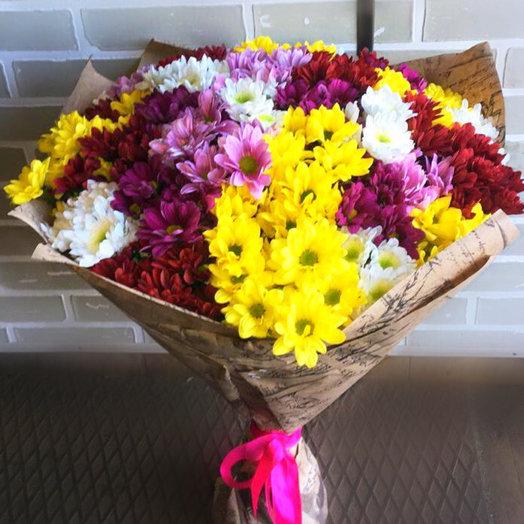 Летнее время: букеты цветов на заказ Flowwow