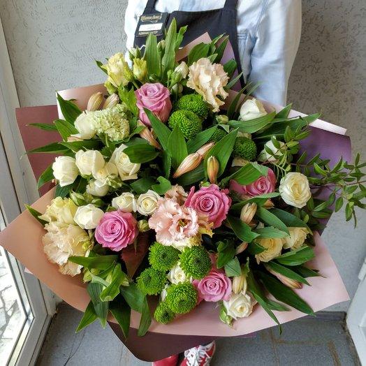 Драйв: букеты цветов на заказ Flowwow