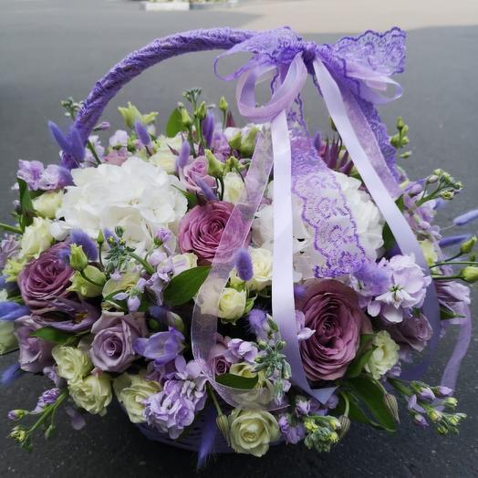 Прованские поля: букеты цветов на заказ Flowwow