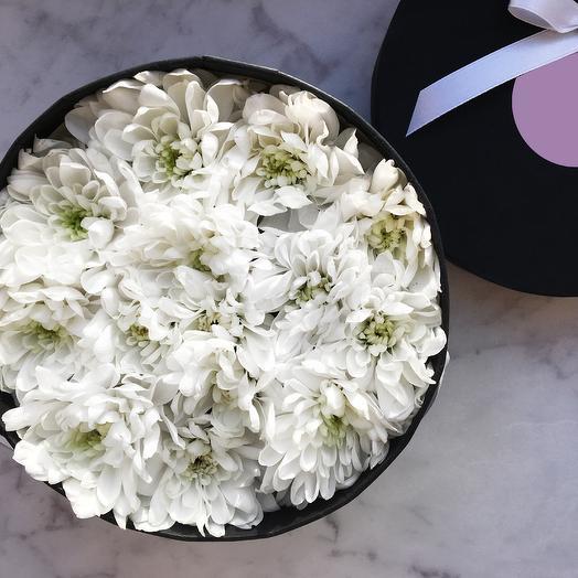 Ромашка в коробочке: букеты цветов на заказ Flowwow