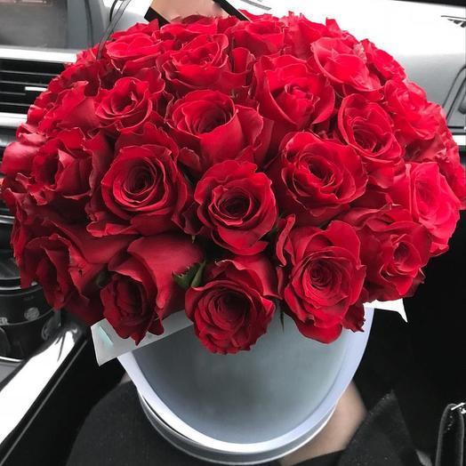 """Цветочная композиция """"Вся гамма чувств"""": букеты цветов на заказ Flowwow"""