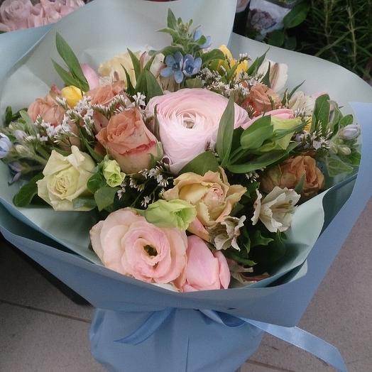 Little Miss: букеты цветов на заказ Flowwow