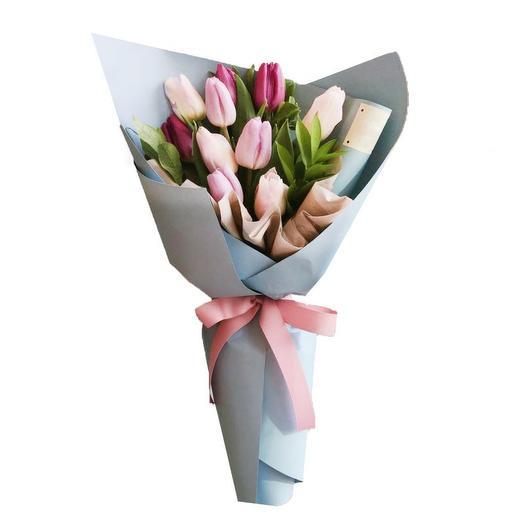 """Букет """"Вдохновение -2"""": букеты цветов на заказ Flowwow"""