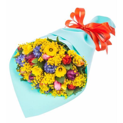 Музыка души: букеты цветов на заказ Flowwow