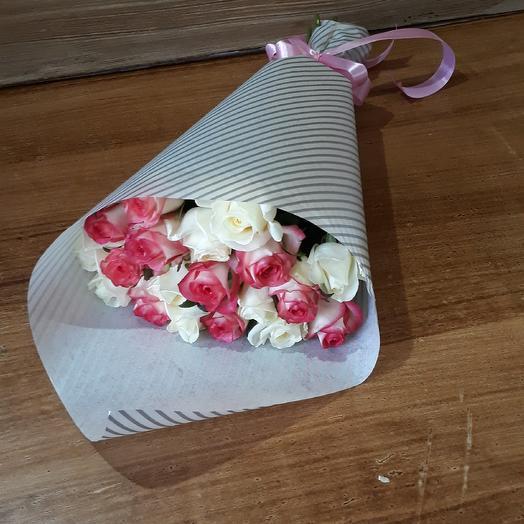 Розалия: букеты цветов на заказ Flowwow