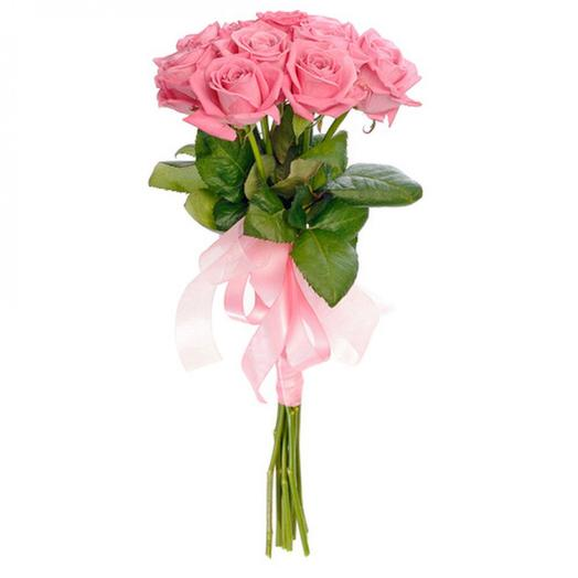 9 Роз Эквадор 50 см: букеты цветов на заказ Flowwow