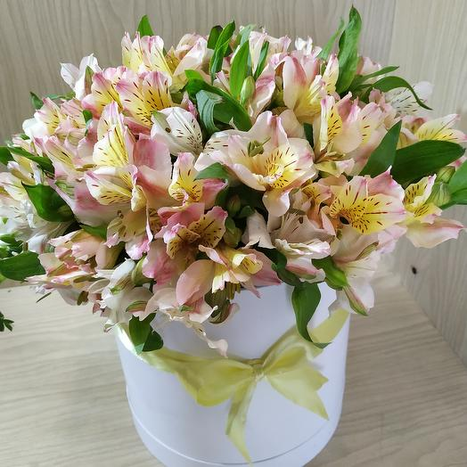 АльстроМикс: букеты цветов на заказ Flowwow