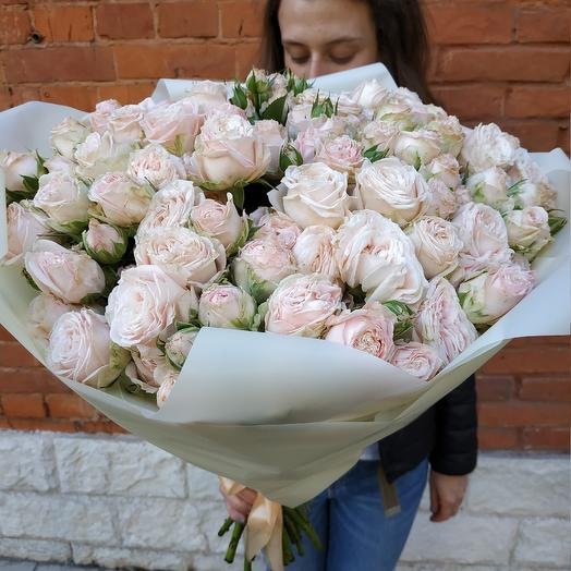Сладкая вата: букеты цветов на заказ Flowwow