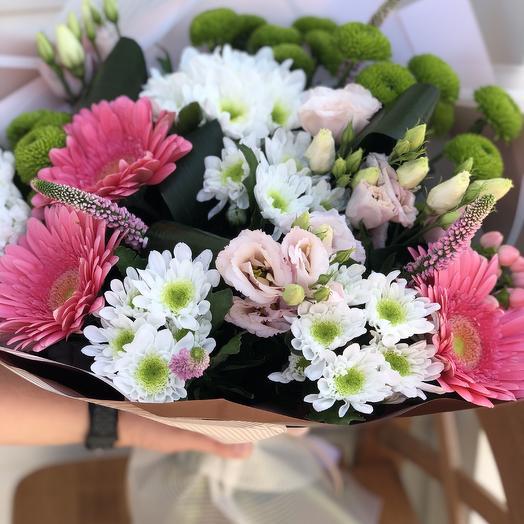 Минутка нежности: букеты цветов на заказ Flowwow
