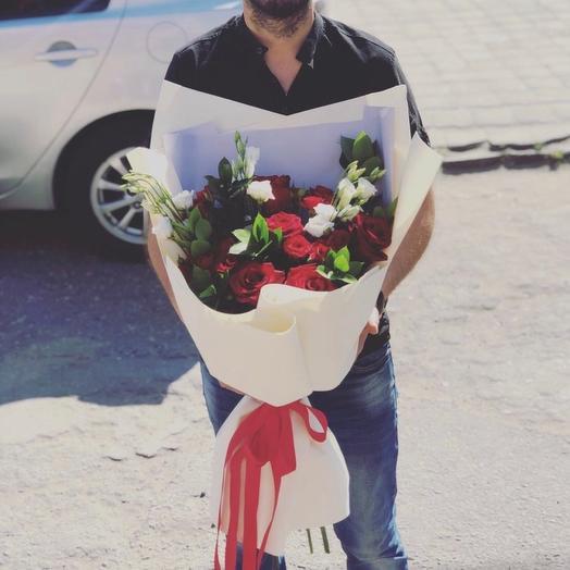 Эфектный: букеты цветов на заказ Flowwow