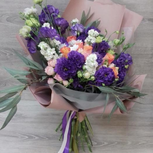 Стефани: букеты цветов на заказ Flowwow
