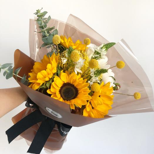 You are the sunshine: flowers to order Flowwow