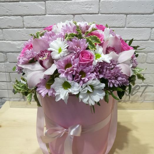 Box for your Princess: flowers to order Flowwow