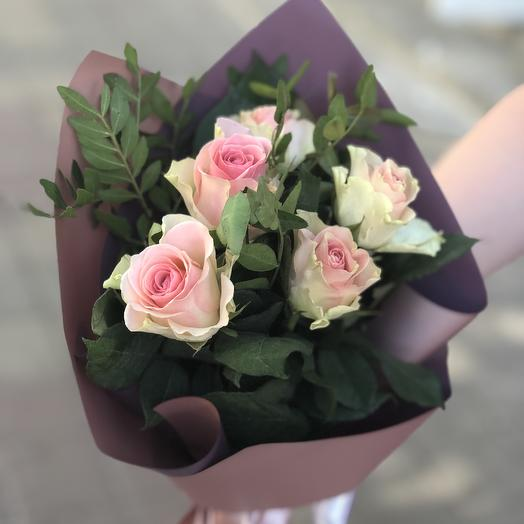 Букет-комплимент к 1 сентября: букеты цветов на заказ Flowwow