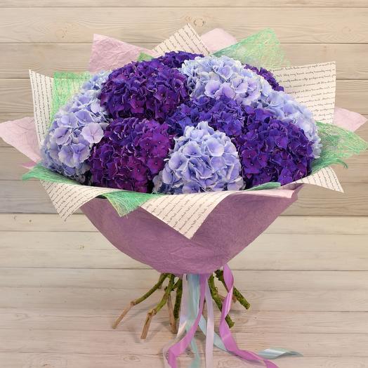 Букет Посейдон: букеты цветов на заказ Flowwow