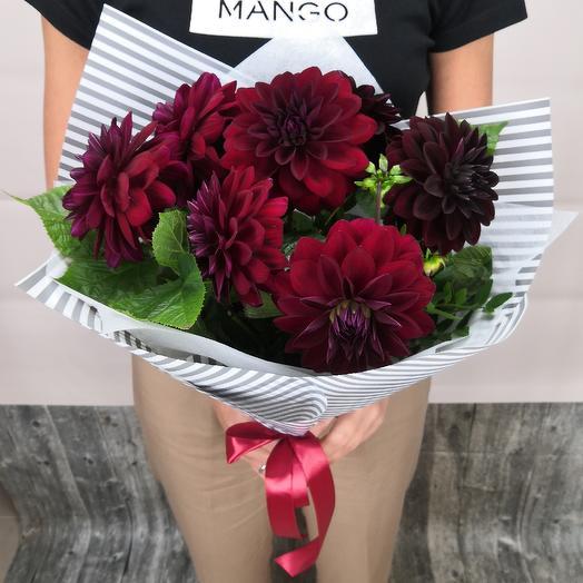 Багрянный клён: букеты цветов на заказ Flowwow