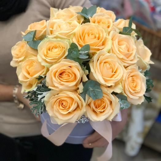 Пудра: букеты цветов на заказ Flowwow